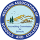 Western Association of Schools and Colleges logo